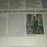 Abuso sindaco Norcia
